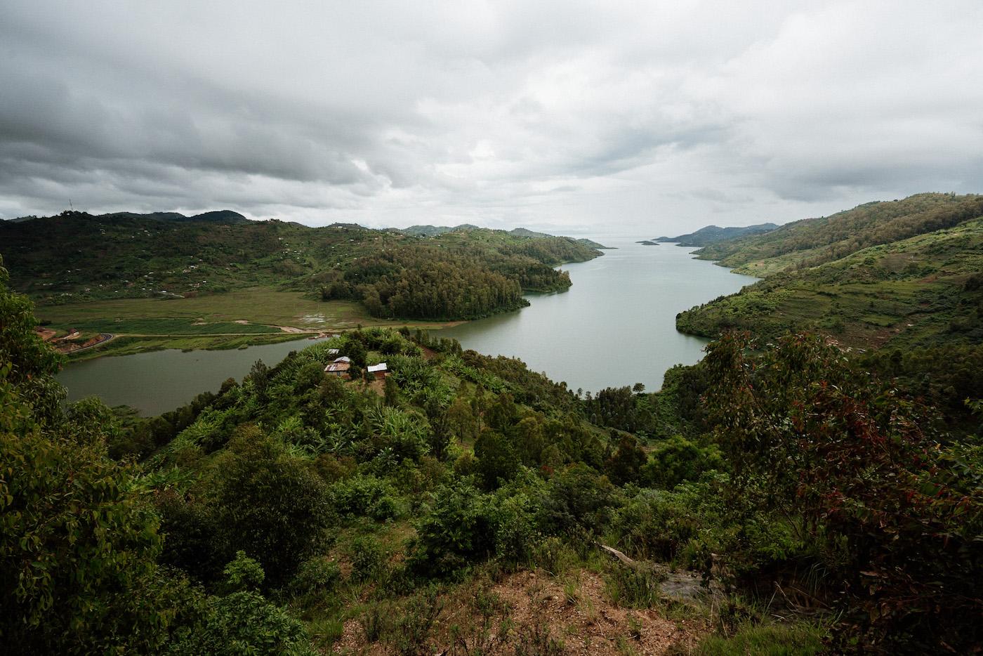vakantie rwanda lake kivu