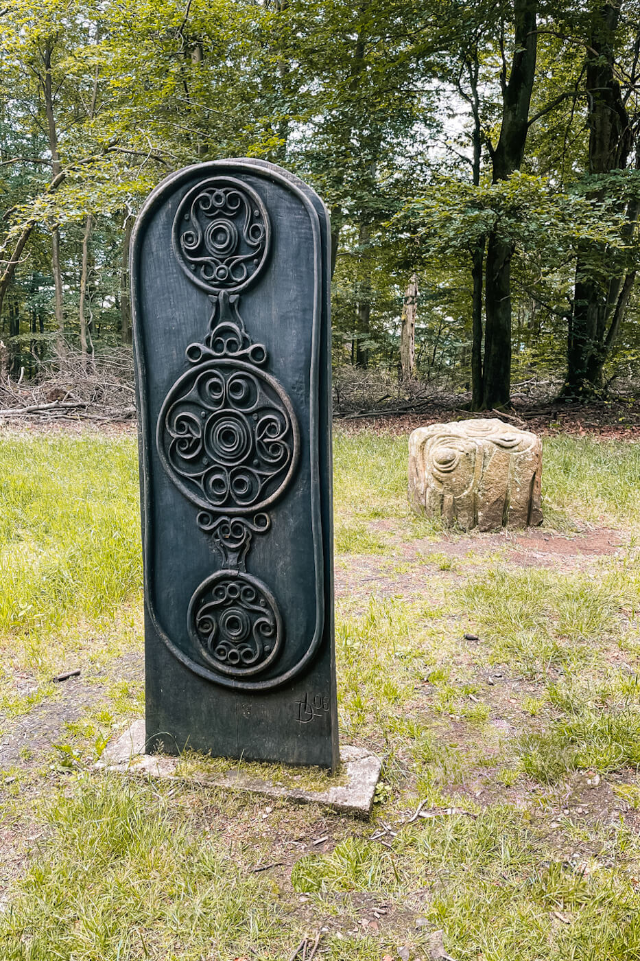 saarland duitsland Keltische muur