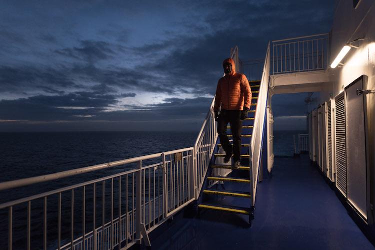 schotland dfds ferry ijmuiden