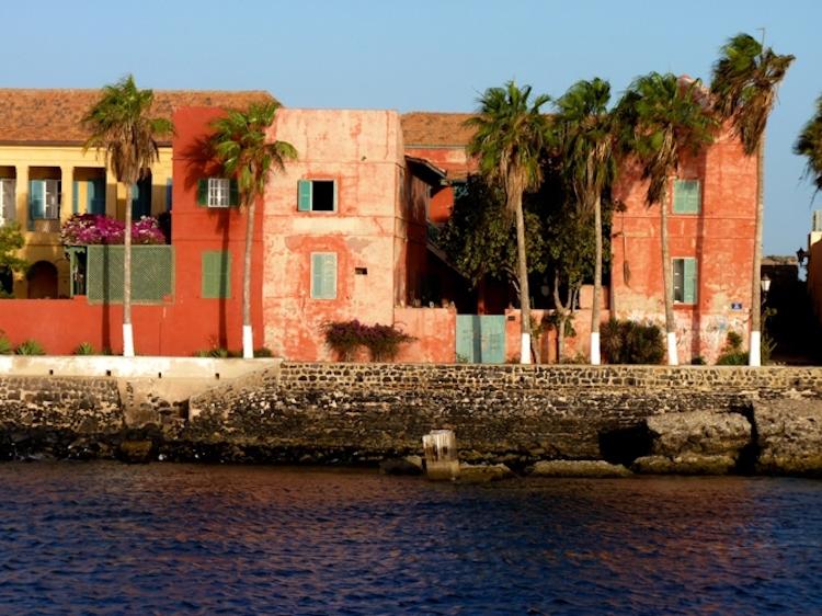 senegal reizen Dakar en Gorée