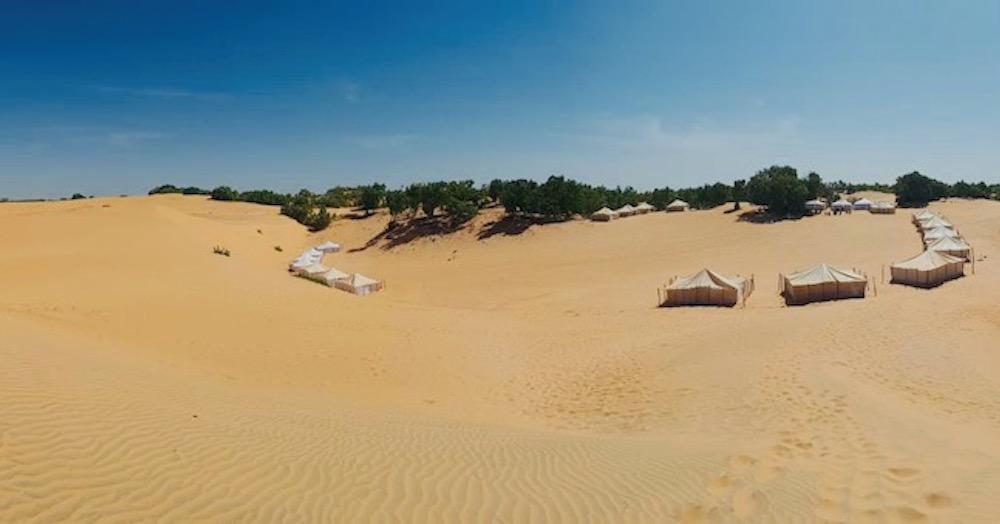 senegal vakantie Lompoul desert