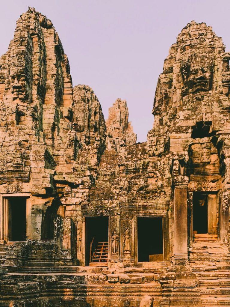 siem reap tempels in angkor wat