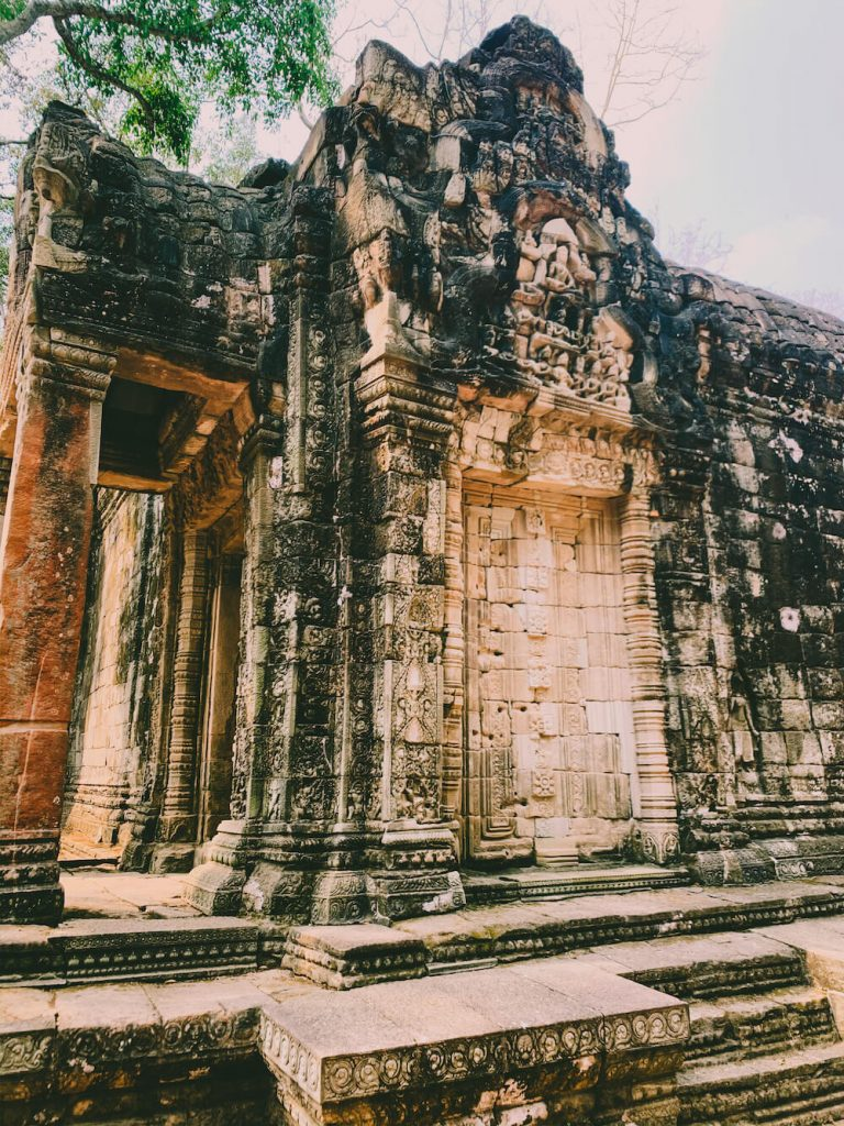 siem reap tempels tour naar angkor