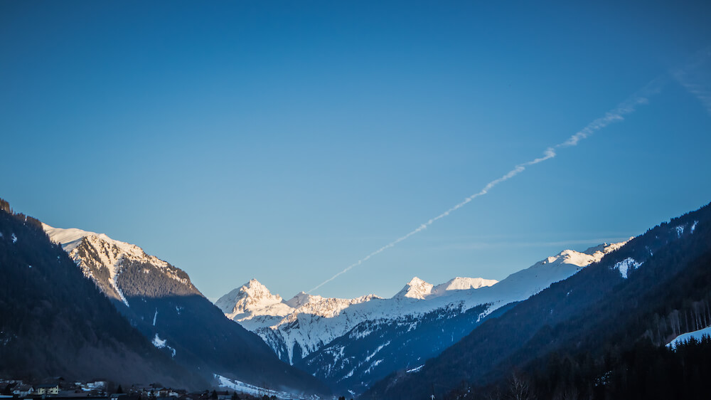 silvretta Montafon oostenrijk bergen