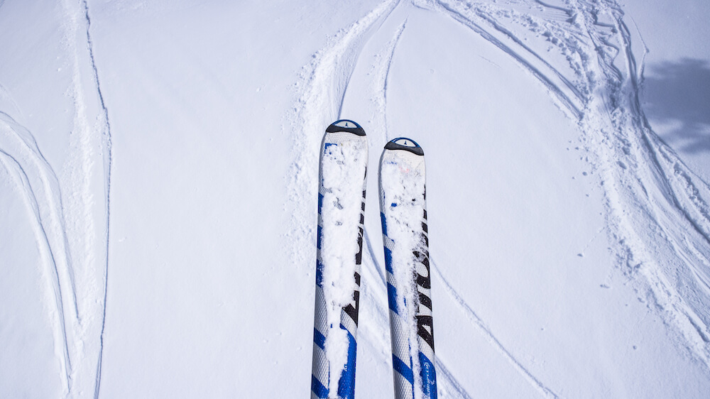 silvretta Montafon skieën