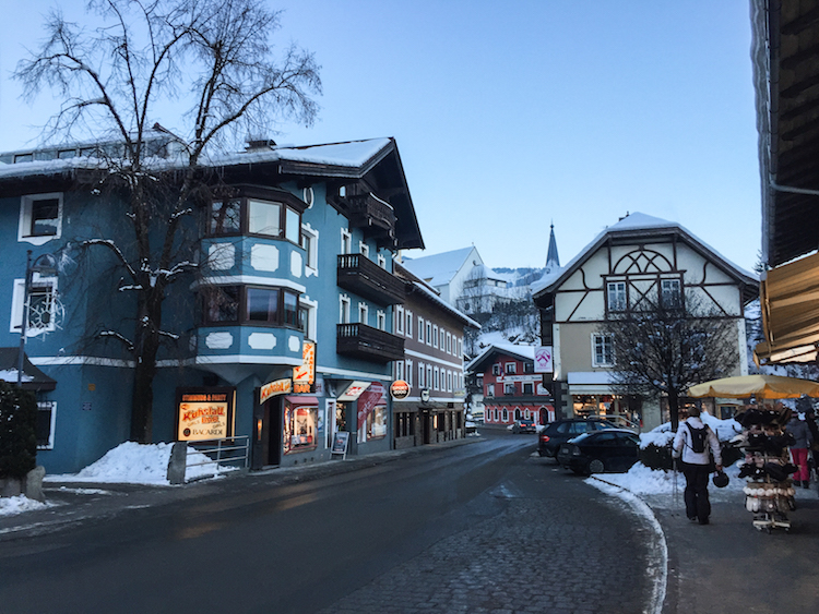 skigebied brixental oostenrijk dorp brixental