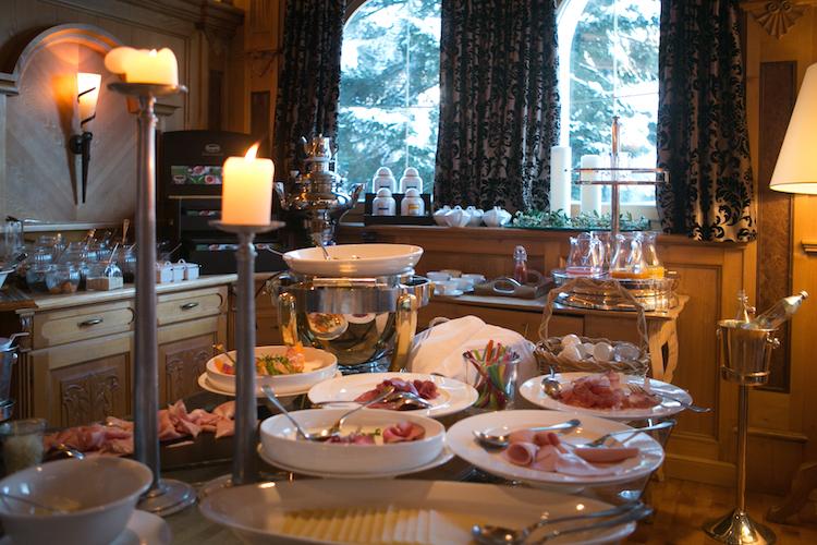 skigebied brixental oostenrijk sportalm buffet