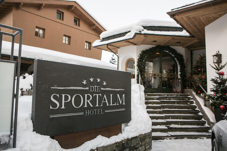 skigebied brixental oostenrijk sportalm
