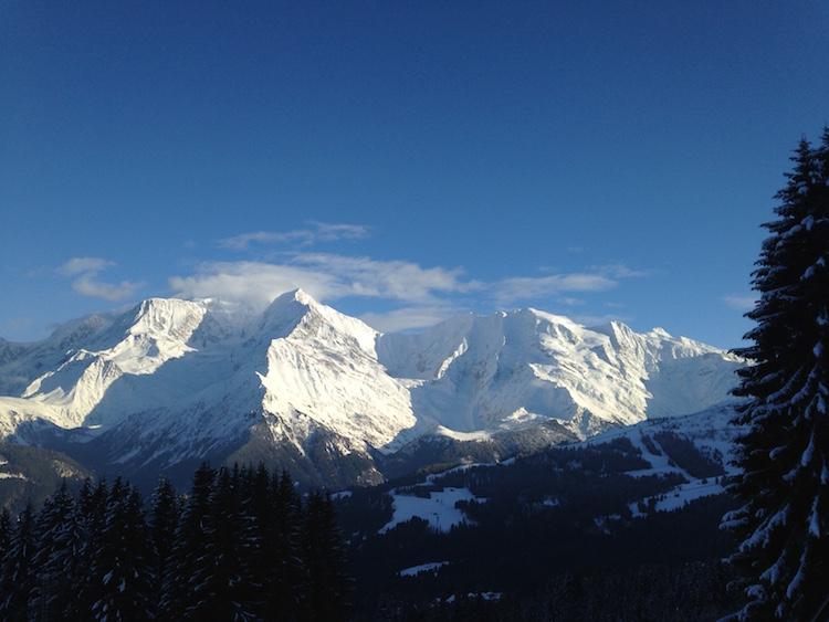 skigebied saint gervais mont blanc
