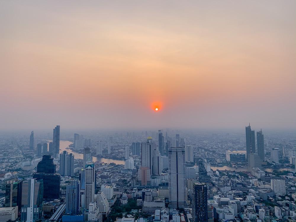 skyline thailand 48 uur