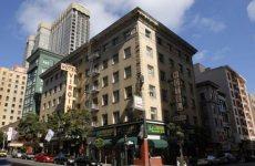 slapen in San Francisco hostel