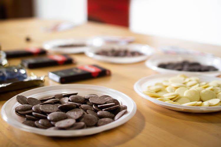 split chocoladefabriek Nadalina