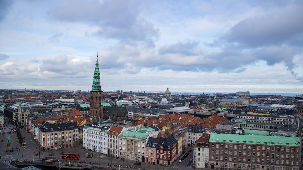 stedentrip kopenhagen winter uitzicht stad