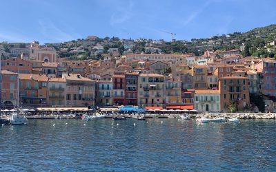 stedentrip nice Villefranche Sur mer