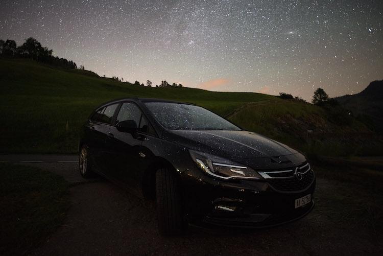 sterren kijken zwitserland