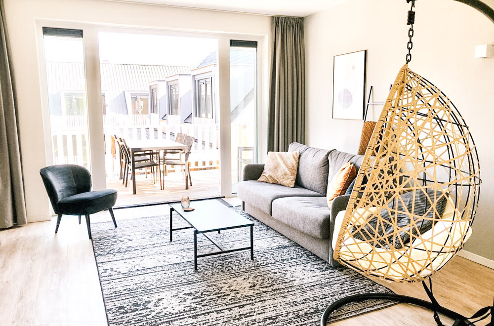 strand hotel Plein 40 Lodges