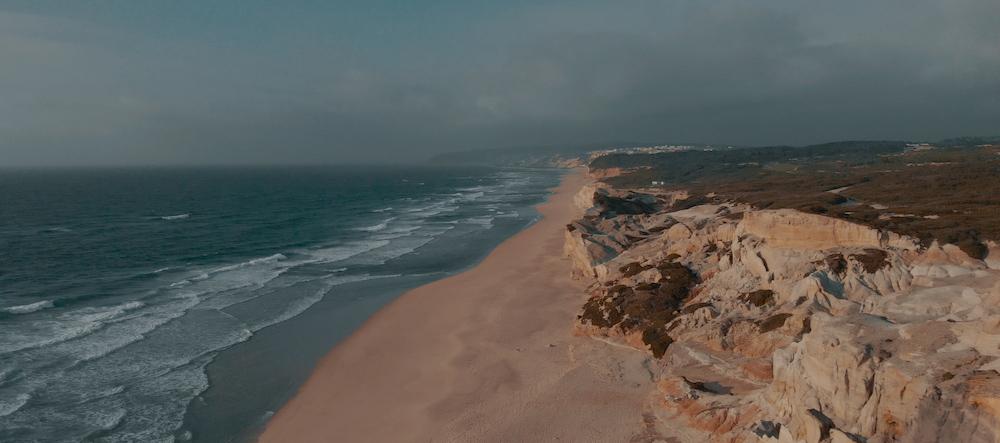 strand in portugal kitesurflodge