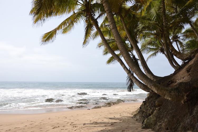 stranden in ghana