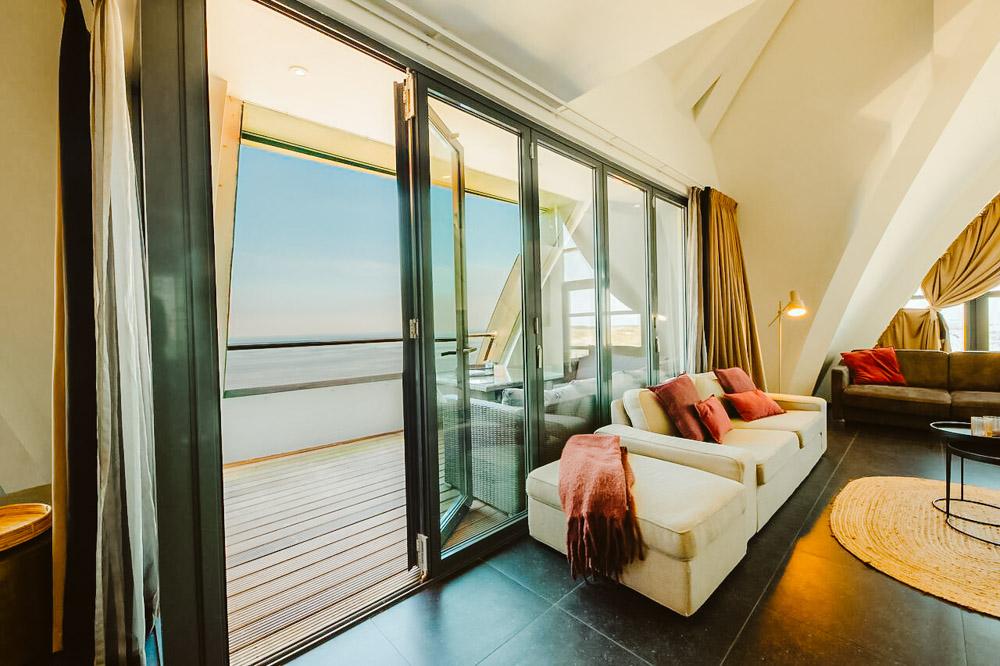 strandhotel Bloemendaal hotel