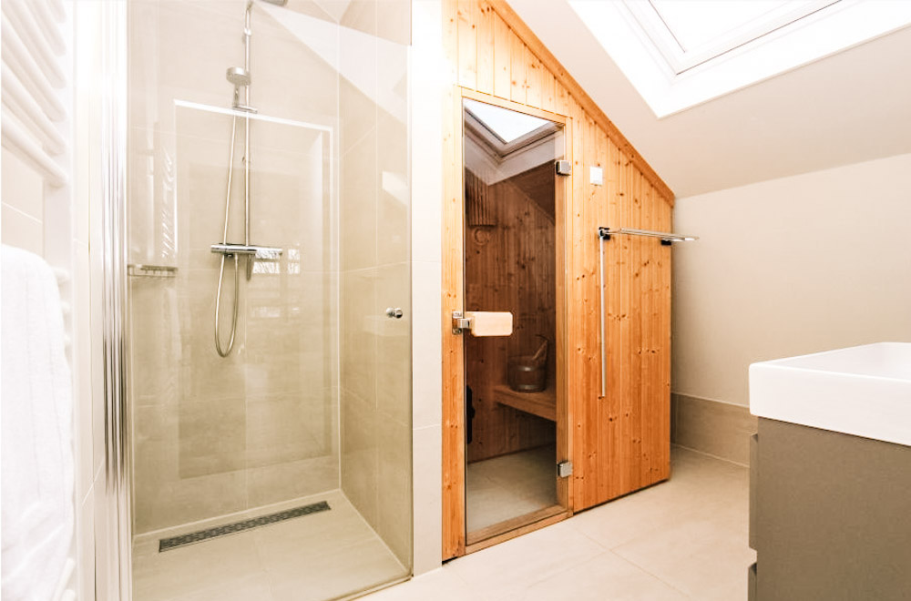 strandhotel met sauna Egmond aan zee