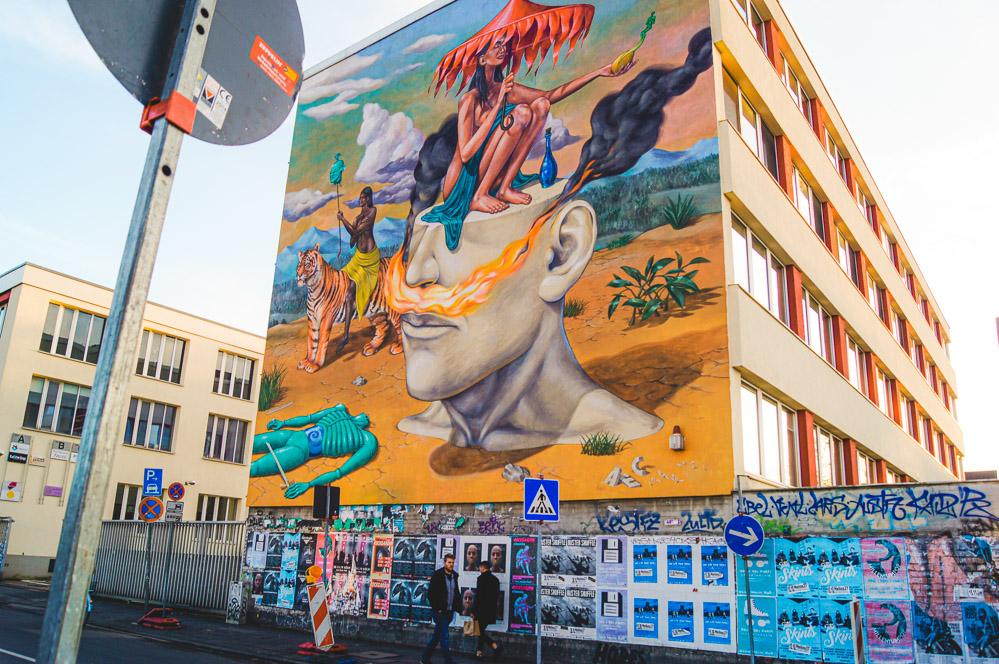 street art ehrenfeld keulen muurschilderingen