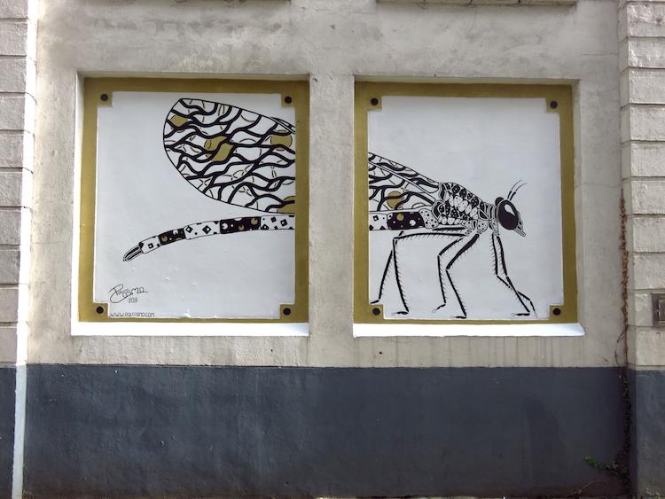 streetart gent PolCosmo