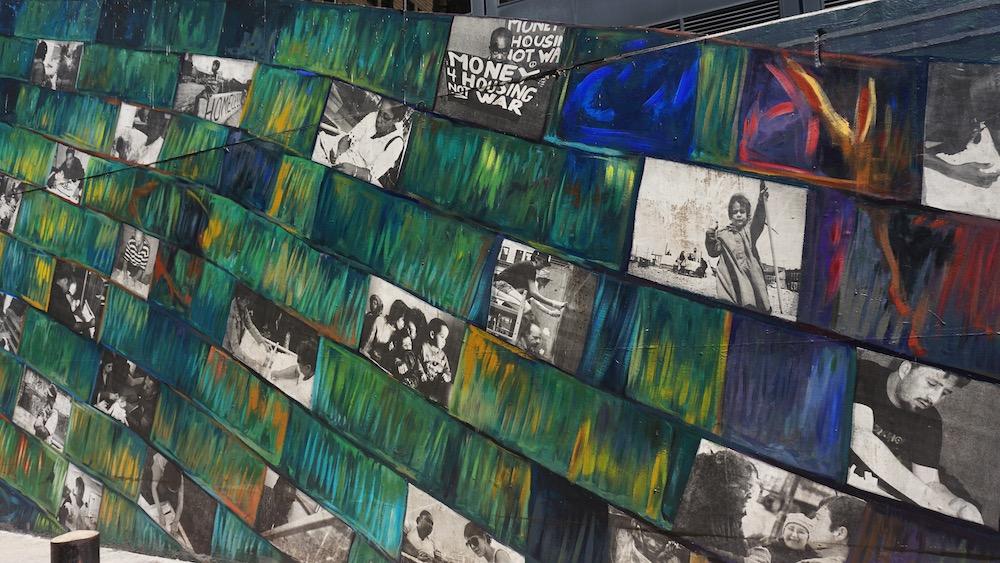 streetart in philadelphia Ludlow Street 1298