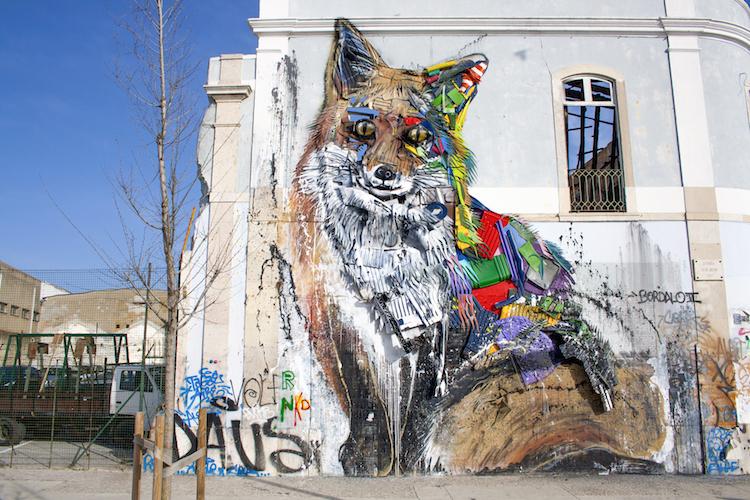 streetart tour in lissabon