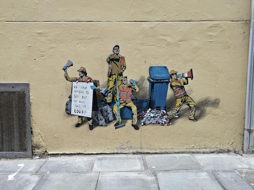 streetart oostende