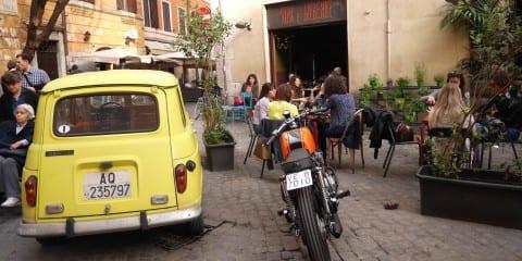 studeren in het buitenland nieuw leven rome