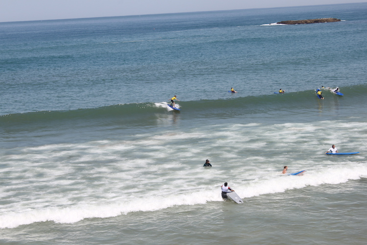 surf roadtrip Biarritz