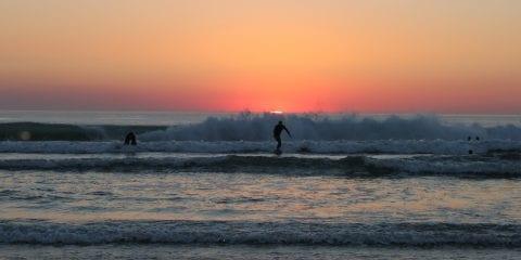 surf roadtrip frankrijk spanje