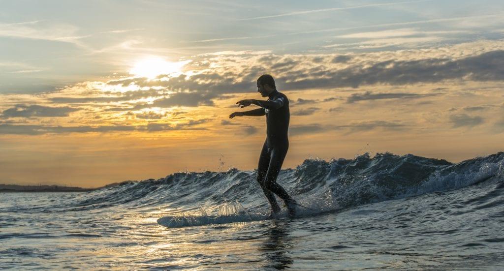 surfen cantabrie spanje