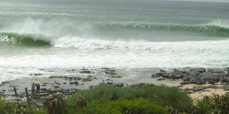 surfen in zuid afrika