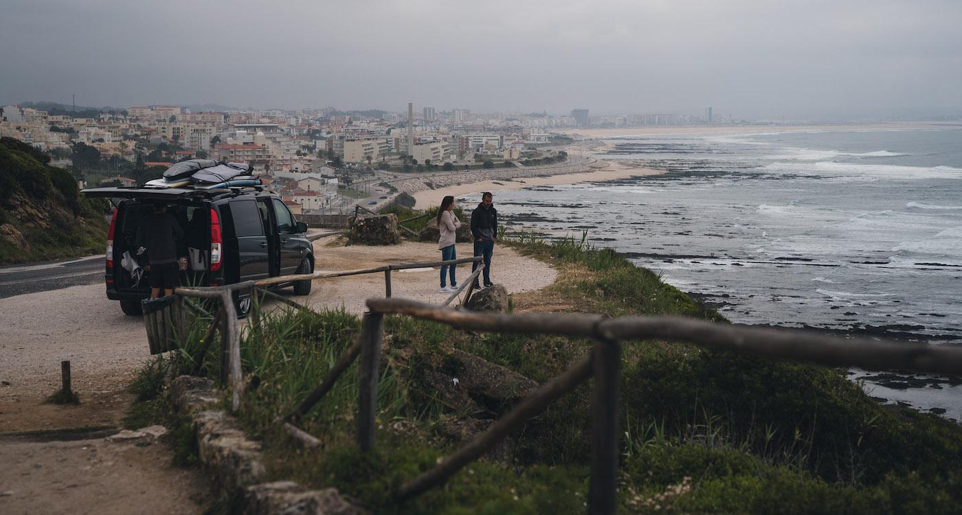 surfen portugal