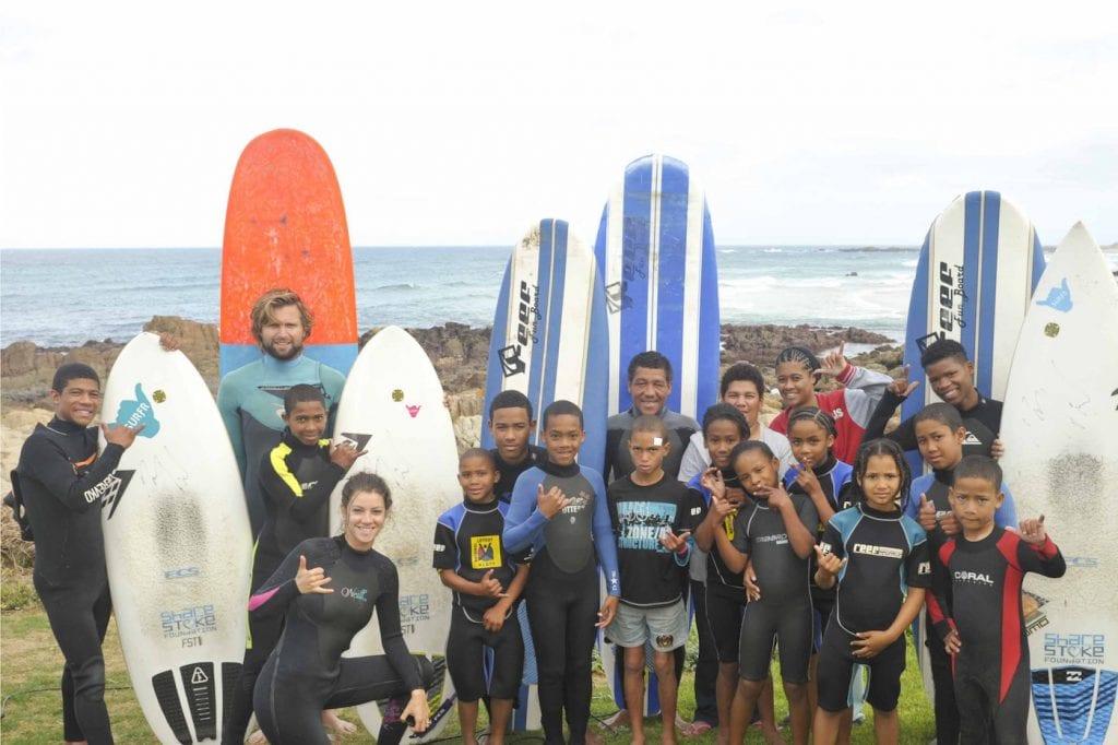 surfen zuid afrika vrijwillgerswerk