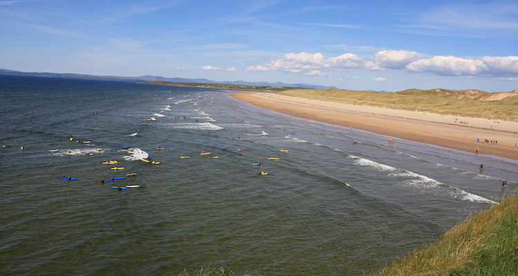surfspots europa bundoran