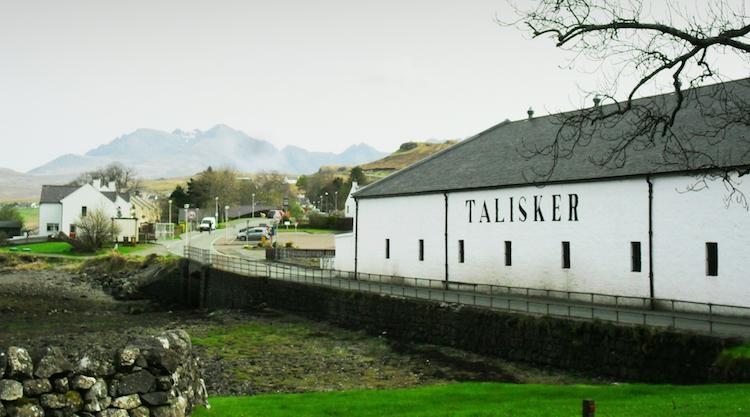 talisker Vakantie Isle of Skye Schotland