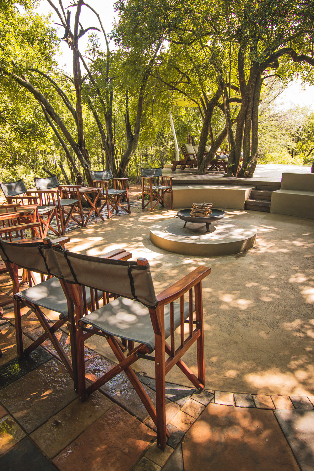 tambuti lodge in Pilanesberg national park