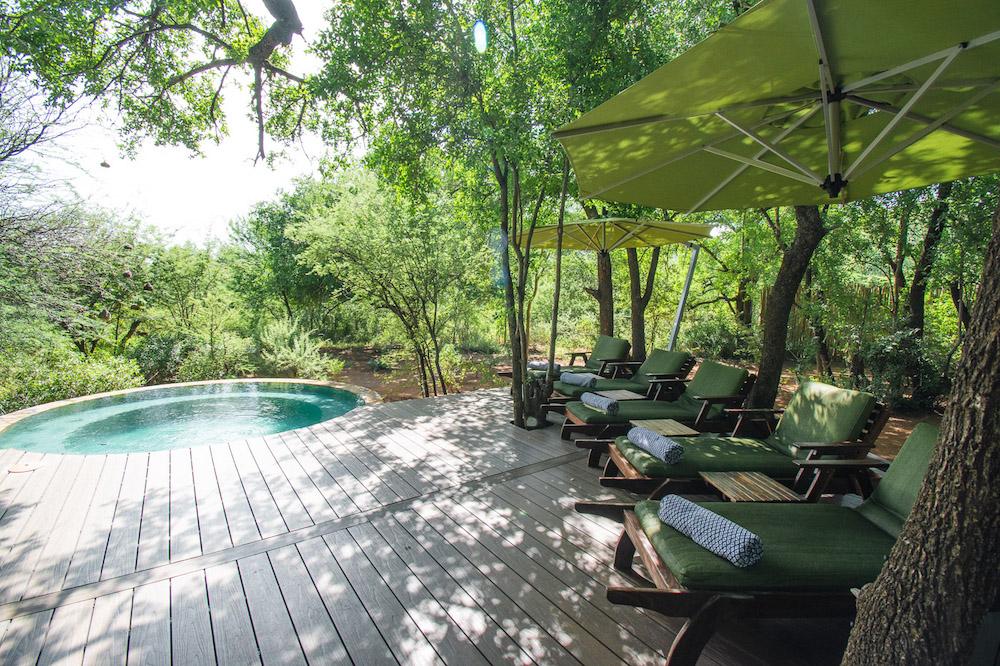 tambuti lodge zwembad pilanesberg