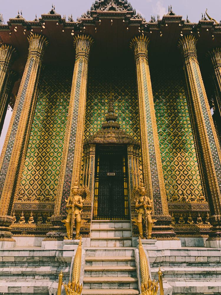 tempels thailand 48 uur