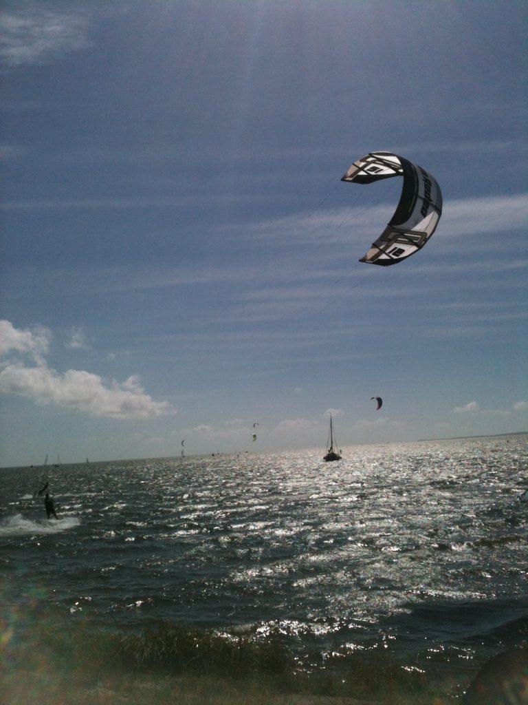 terschelling kitesurfen strand