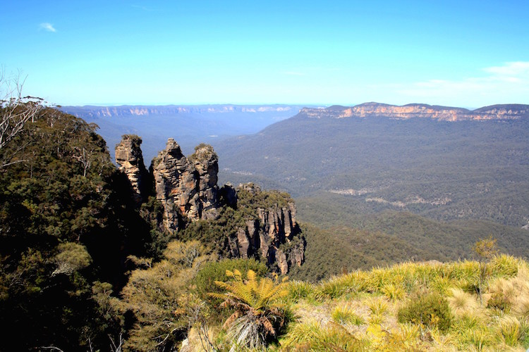 the blue mountains sydney