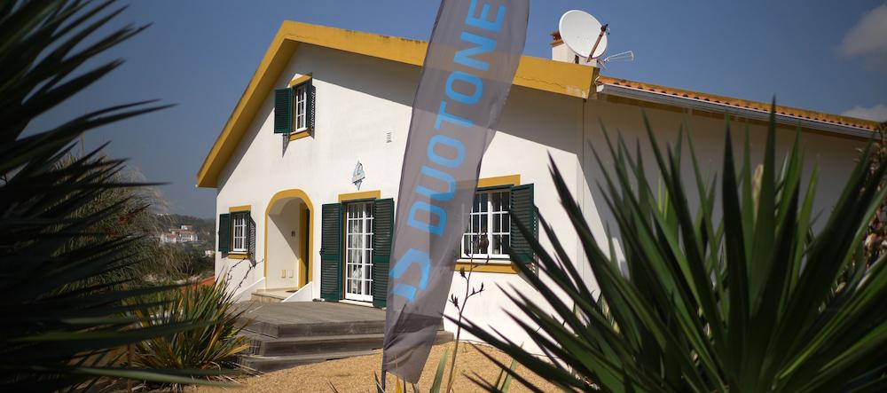 the kitesurflodge in portugal