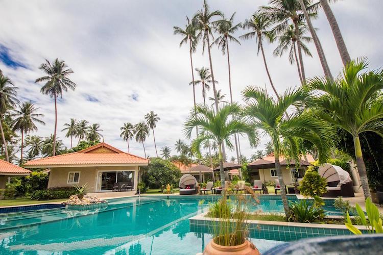 the siam residence temptation island waar