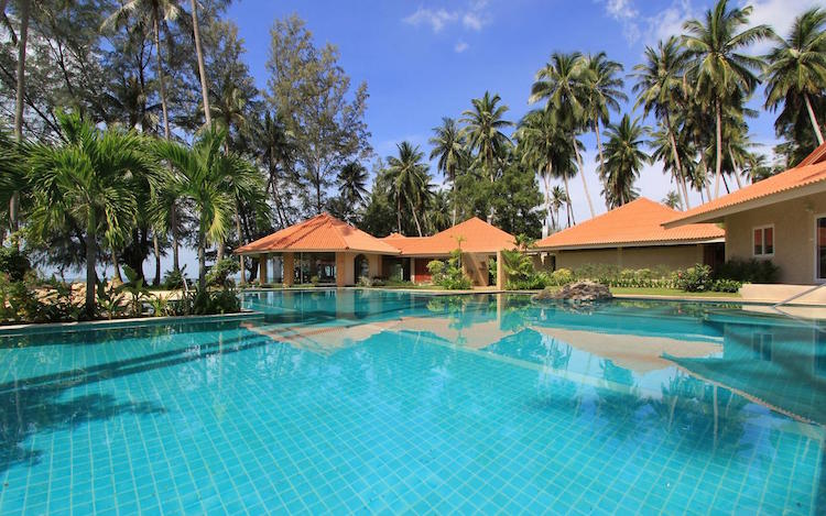 the siam residence waar is temptation island