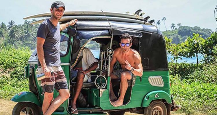 the tuktuk trip reizigers sri lanka