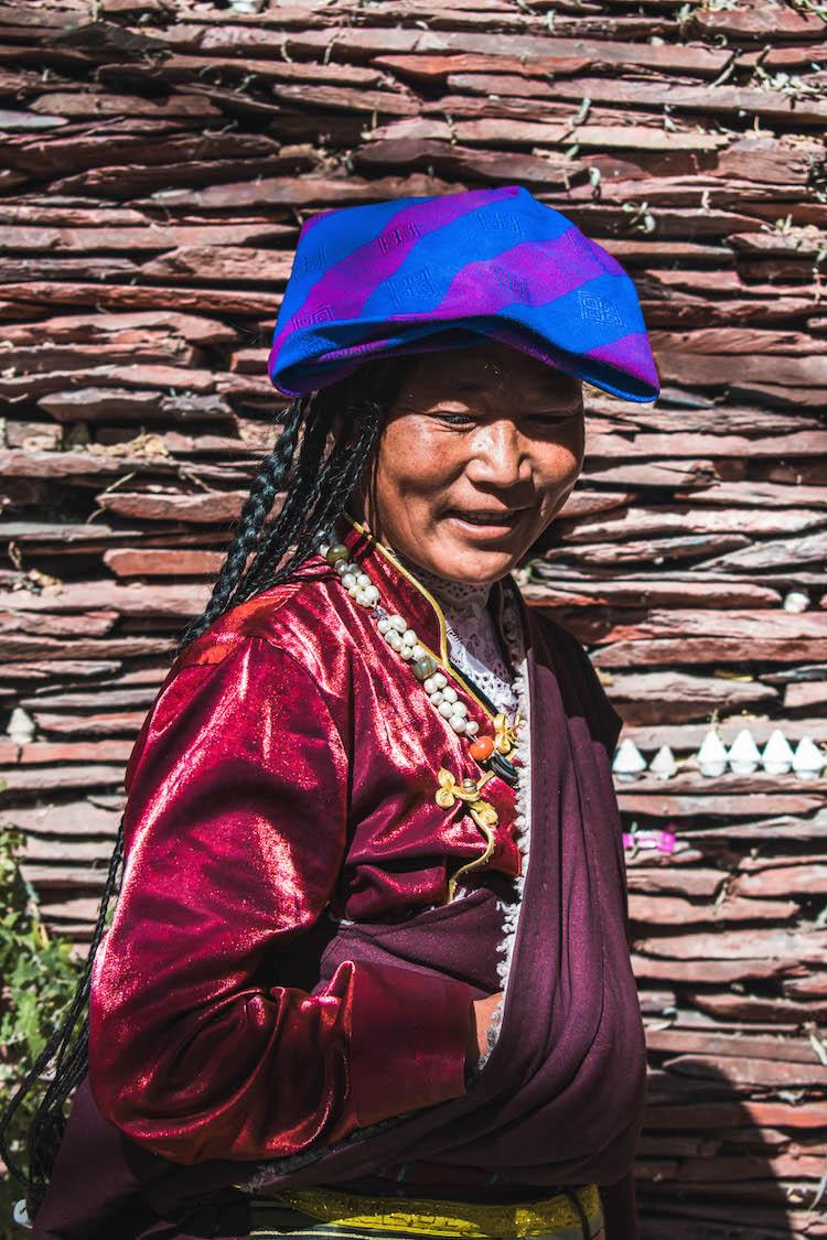 tibet locals