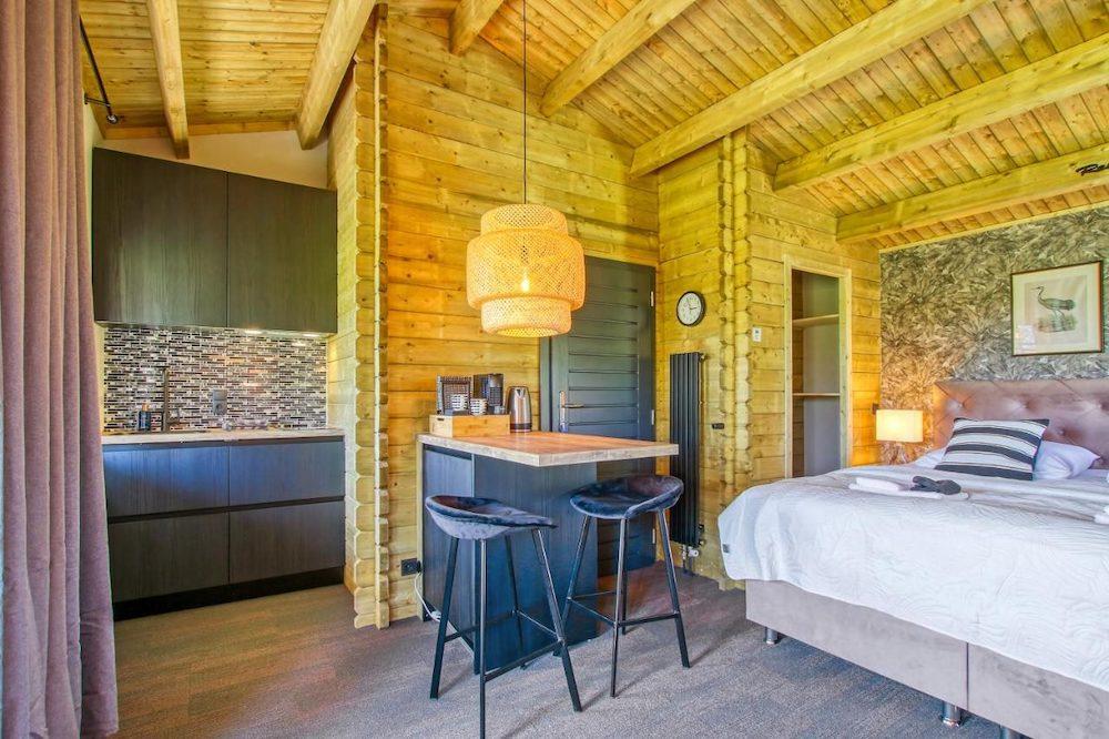 tiny house huren nederland Appel lodge