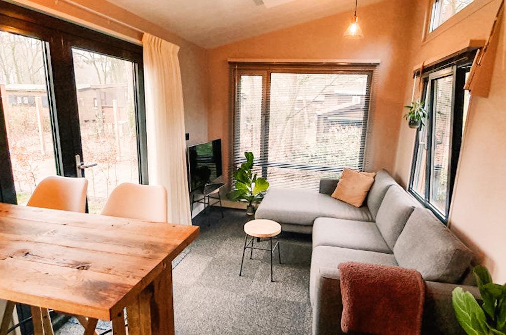 tiny house huren nederland Natuurhuisje Escharen